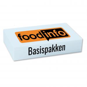 FoodInfo basispakken